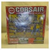 Corsair .049 powered control lime air plane