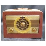 Beautiful vintage radio