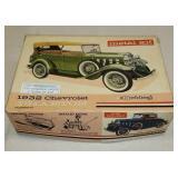 Vintage 1932 metal Phaeton kit
