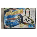 Vintage Tyco Electric Racing Super Cliff Hangers