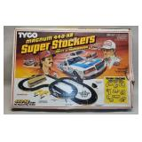 Vintage Tyco Magnum Super Stockers in Box