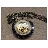 Nice Open View Pocketwatch Working