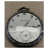Vintage Southbend Pocket Watch Working