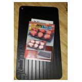 Miracle thaw metal tray