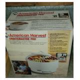 American Harvest Snackmaster Pro Food Dehydrator