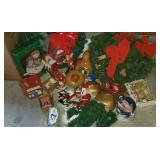 Large Estate Christmas Decor