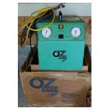 OZ Saver Light Portable Refrigerant Station