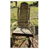 Bentwood amish made rocking chair