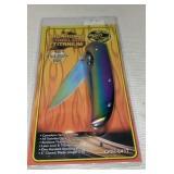 Iron horse cameleon titanium pocket knife