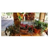 Tea Cart Plants & More