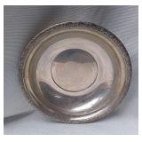Vintage prelude sterling silver serving bowl