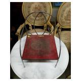 VINTAGE Jack N Jill Kiddie Chair Detroit, Michigan