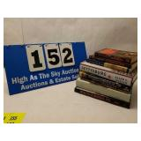 Lot of 8 Misc Civil War Books