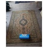 Large Middle Eastern Area Rug