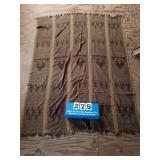 Large Tan/Brown Middle Eastern Area Rug