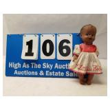 "Beautiful Vintage ""Little Miss Robin"" doll"