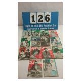 Vintage lot of JET magazines