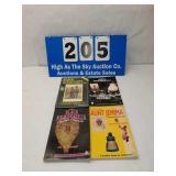 Lot of 4 Black Americana Memorabilia Handbooks