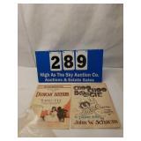 1923 Duncan Sisters & 1944 ChooChoo Boogie Paper