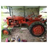 Allis Chalmers Ca Antique Tractor