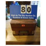 Antique Crosley Radio Record Player