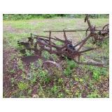 Antique Bottom Plow