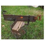 Old Stanley Miter Saw