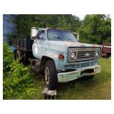 1982 Chevrolet Dump Truck