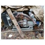 3 cylinder diesel generator