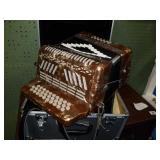 Very Nice Vintage Accordian Morelli