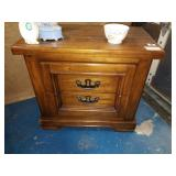 1975 Thomasville 2 Drawer Night Stand