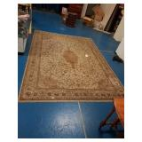 Large Beige Area Rug