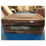 Vintage Antique Carpenters Tool Chest