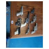Estate collection of Vintage Cap Guns (TOY)