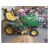 John deere GT275 riding lawn mower