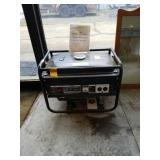 Like-New E Spec Gasoline Generator
