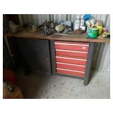 Metal Work Shop Table
