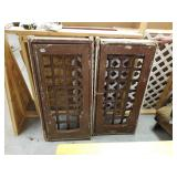 Beautiful Middle Eastern Window Inserts