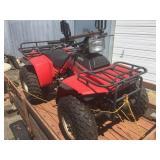 Honda Four Trax 250 Four Wheeler