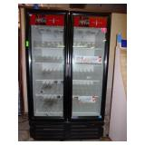Truera Double Door Coke Box 79 x 47 x 30