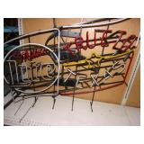 Miller Light True Texas Neon - as is - 46 x 39