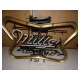 Miller High Life Neon - as is - 26 x 19