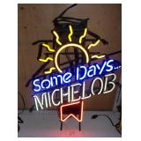 "Michelob Some Days - Works - 24"" x 32"""