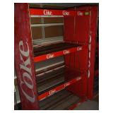 4 Tier Coke Rack - 25 x 36 x 20