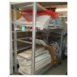 "2 Tier Load King Cart - 63"" x 46"" x 26"" *"