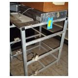 Meat Heat Seal Table - Parts Only