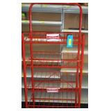 Little Debbie Display Rack 64 x 27 x 16