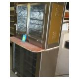 Wonder 2 Door Rotisserie Roaster & Stainless *