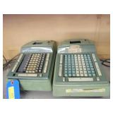 2 Sperry Remington Adding Machines
