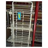 "Nabisco Display Rack - 54"" x 19"" x 10"""